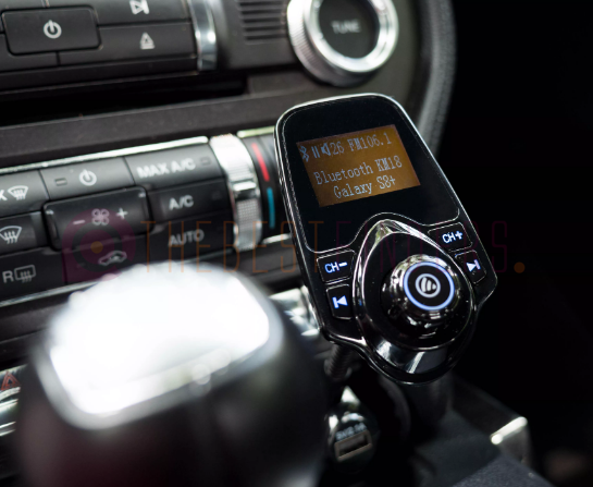Find out how to add Bluetooth to an outdated automotive